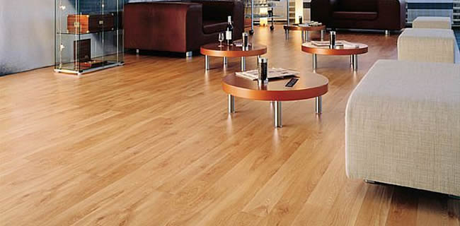 Laminate flooring glue laminate flooring to concrete for Commercial hardwood flooring