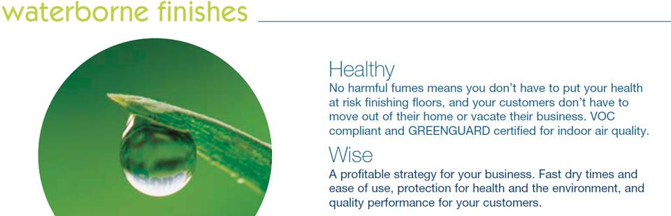 Vancouver Green Technology Hardwood Floors