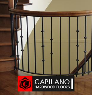 Custom hardwood stairs installation vancouver whistler for Hardwood floor installation vancouver