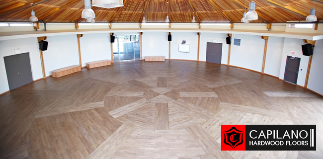 Unfinished Commercial Hardwood Floors Vancouver Commercial